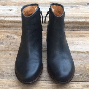 Anthropologie Latigo Booties 6 1/2